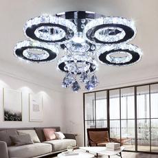 cellinglamp, lightfixture, led, Crystal Jewelry