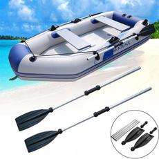 Aluminum, canoe, Inflatable, paddle