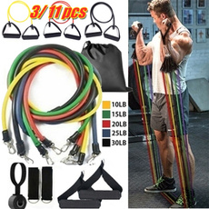 trainingband, Yoga, Elastic, strengthtrainingequipment