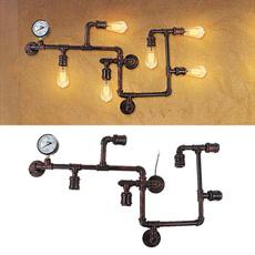 walllight, steampunklight, lights, walllamp