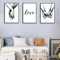 art, Wall Art, Romantic, Posters