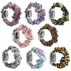 iwatchband38mm, floralstrapband, floralwatchstrap, Watch