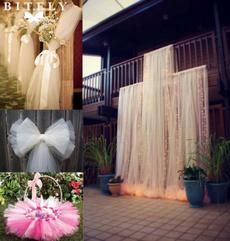 Craft Supplies, tulle, decorationmariage, birthdaypartysupplie