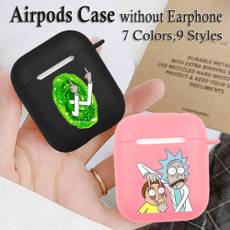 case, siliconecharger, Earphone, Apple