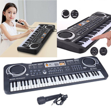 electronicorganwithmicrophone, electricpiano, Microphone, Toy