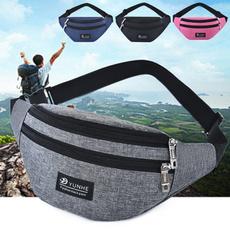 Shoulder Bags, Outdoor, Capacity, unisexbag
