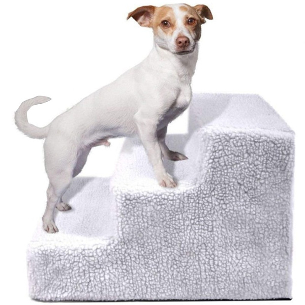 Pet Dog Stairs Ladder 3 Steps Small