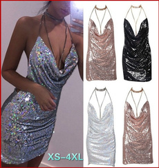 Mini, Club Dress, Jewelry, ladies dress