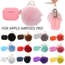 cute, Earphone, airpodsprocase, Silicone