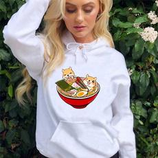 hoodiesformen, Casual Hoodie, hooded, shibainutop