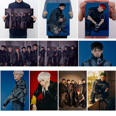 K-Pop, Home & Living, EXO, suhoposter