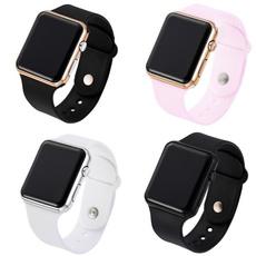 LED Watch, Fashion, led, Clock