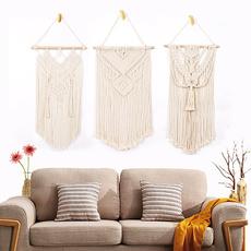 bohemia, decoration, Tassels, cottonrope