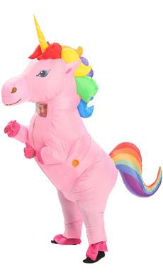 rainbow, blowupcostum, Cosplay, pony
