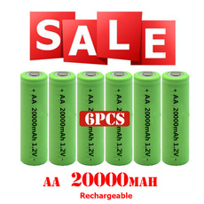 Flashlight, Battery Pack, Remote Controls, Battery Charger