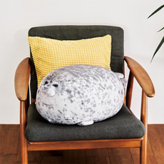 fatsealpillow, pillowtoy, Toy, sealpillow