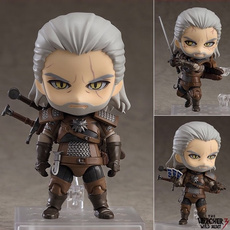 nendoroid, geraltofrivia, collection, thewicher