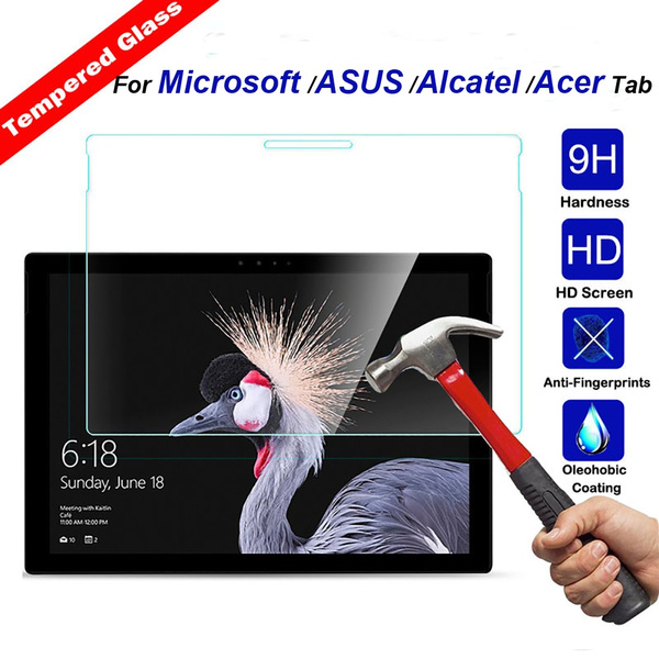 """9H Tempered Glass Screen Protector Guard For 7/""""Acer Iconia one 7 B1-780 Tablet"""