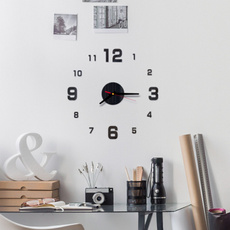 Home Decor, Clock, Home & Living, diyclock