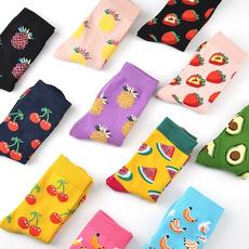 Kawaii, Funny, socksforwomen, woemenssock