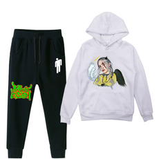 trousers, kids clothes, Long Sleeve, billieeilishkidset