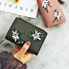wallets for women, Mini, shortwallet, Shorts