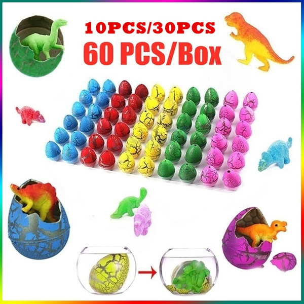 Magic Dinosaur Eggs for Add Water Growing Dinosaur Kids Educational  Toys Gifts