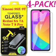 Protectores de pantalla, redmi6screenprotector, redminote7screenprotector, Glass