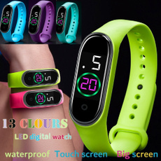 LED Watch, Touch Screen, led, Gifts