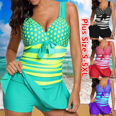 bathing suit, women swimwear, Plus Size, bikini set