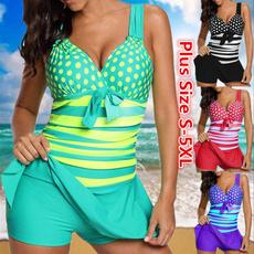 bathing suit, women swimwear, Plus Size, bikini set