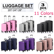 trolleycase, travelcase, Abs, Capacity