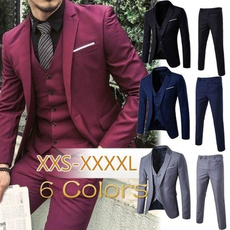 Fashion, Winter, Spring, Slim Fit