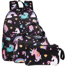 cute, School, Kids' Backpacks, School Backpack