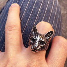 men_rings, Head, Fashion, petaccessorie