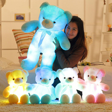 Plush Doll, Toy, led, ledbear