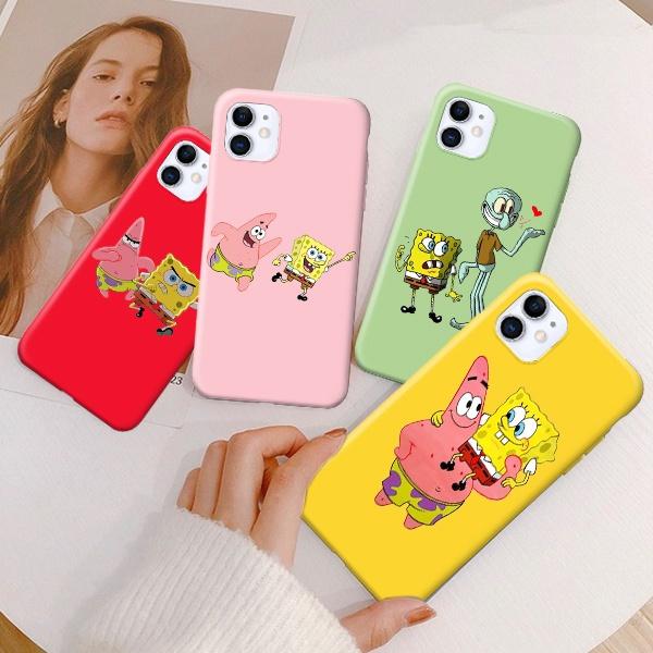 cover iphone 7 spongebob