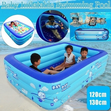 Outdoor, bathingtub, Family, Inflatable