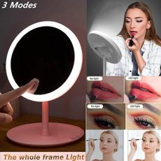 Makeup Mirrors, Makeup Tools, touchcontrolmirror, vanitymirror