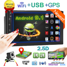 Touch Screen, carstereo, Bluetooth, usb