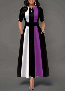 party, Fashion, Sleeve, long dress