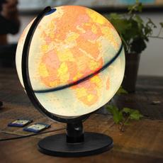 Fashion, fashiongift, worldmap, glowingglobe