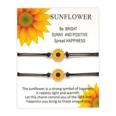 couplesbracelet, Charm Bracelet, Family, rope bracelet