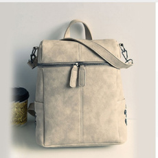 student backpacks, women luggage travel bags, School, Leather Handbags