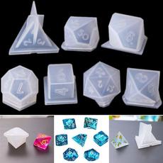 mould, jewelrymakingtool, Triangles, dicemold