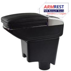 Box, armrestbox, armreststoragebox, renaultlogan
