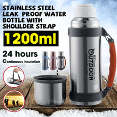 Steel, thermose, Outdoor, Capacity