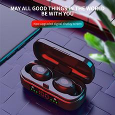 Headset, Ear Bud, Earphone, tw
