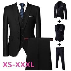 Slim Fit, weddingsuit, fashion Mens Coats, Vestidos