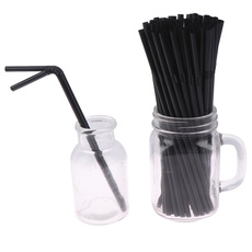 100pcspack, for, Cocktail, straw